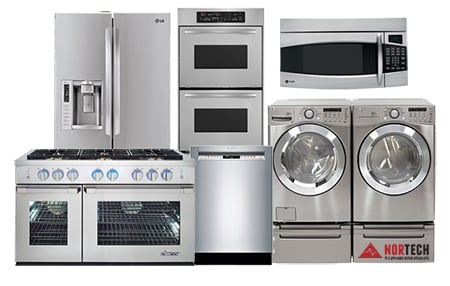 Nortech TV and Appliance repair Seattle